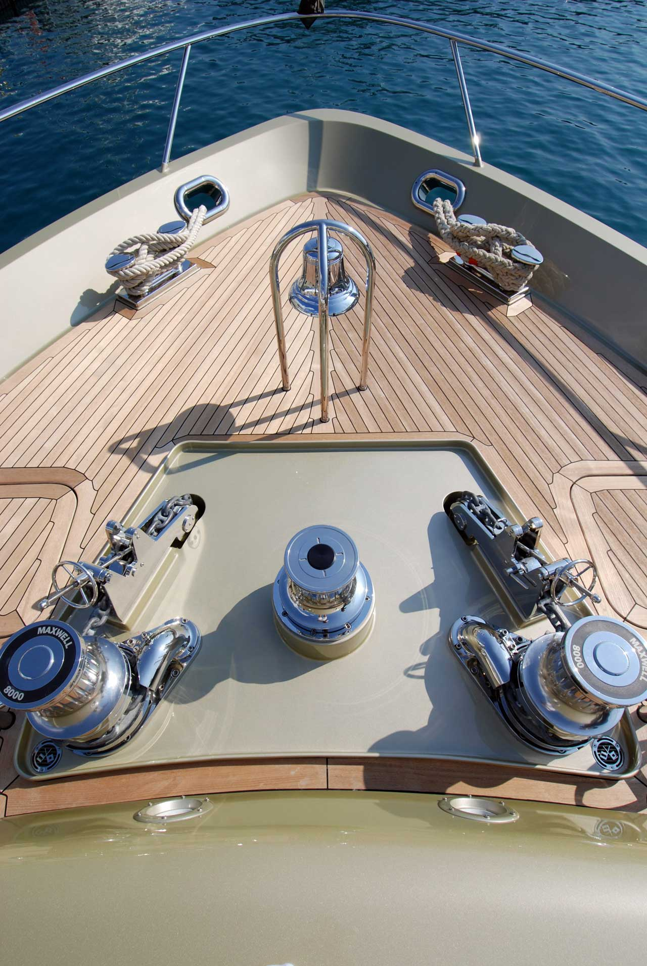 Favoring sustainable yachting practices